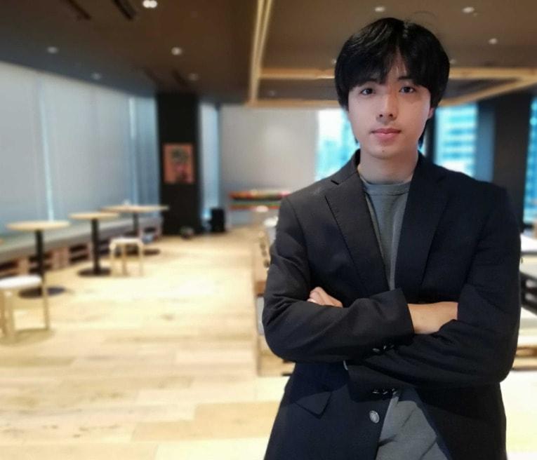 樽井先生(最終学歴:学習院大学総合数理学部)
