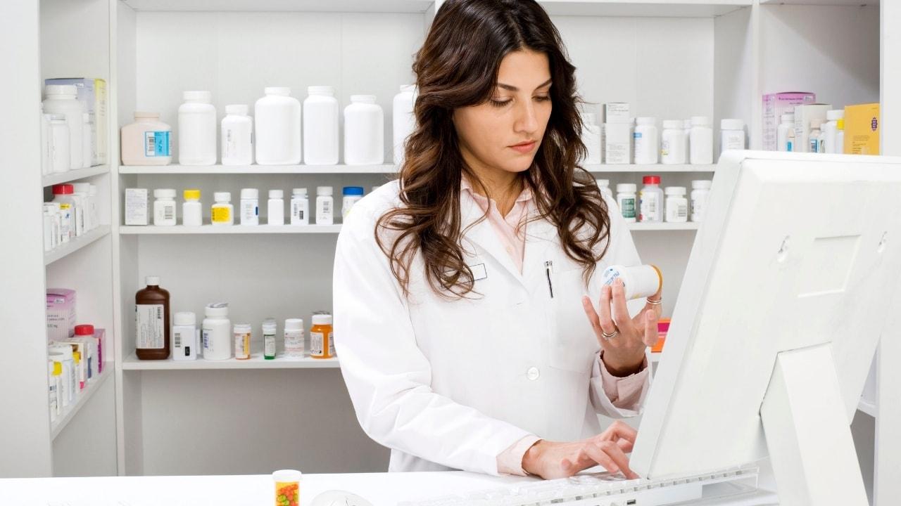 薬剤師の画像